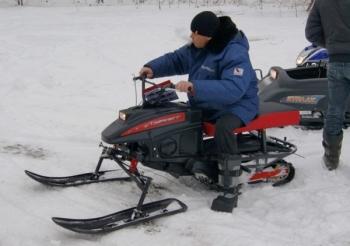 какой отечественный снегоход лучше купить для рыбалки